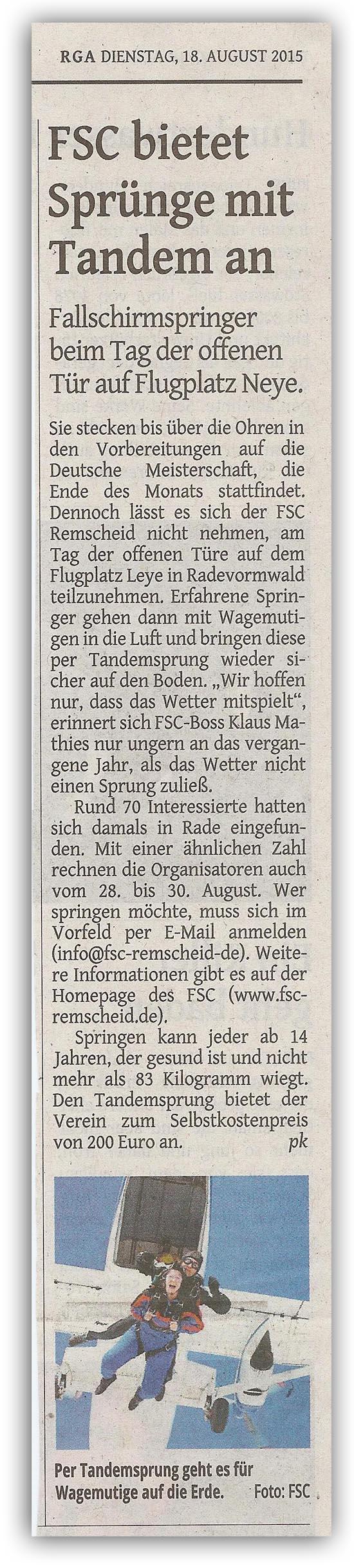 Zeitungsartikel_Tag der_offenen_tuer_vom_18.08.15