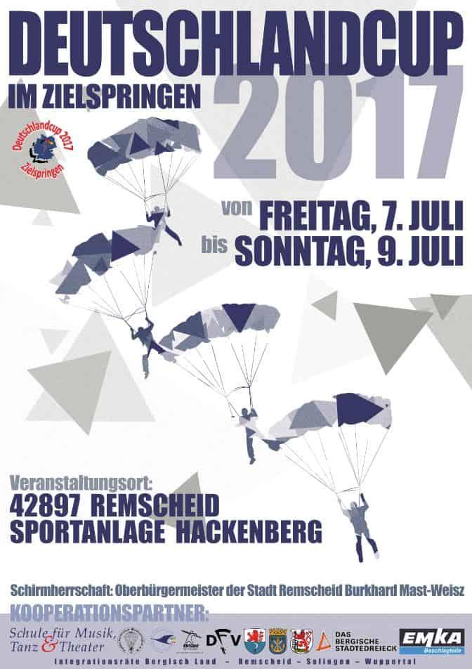 Plakat Deutschland Cup 2017