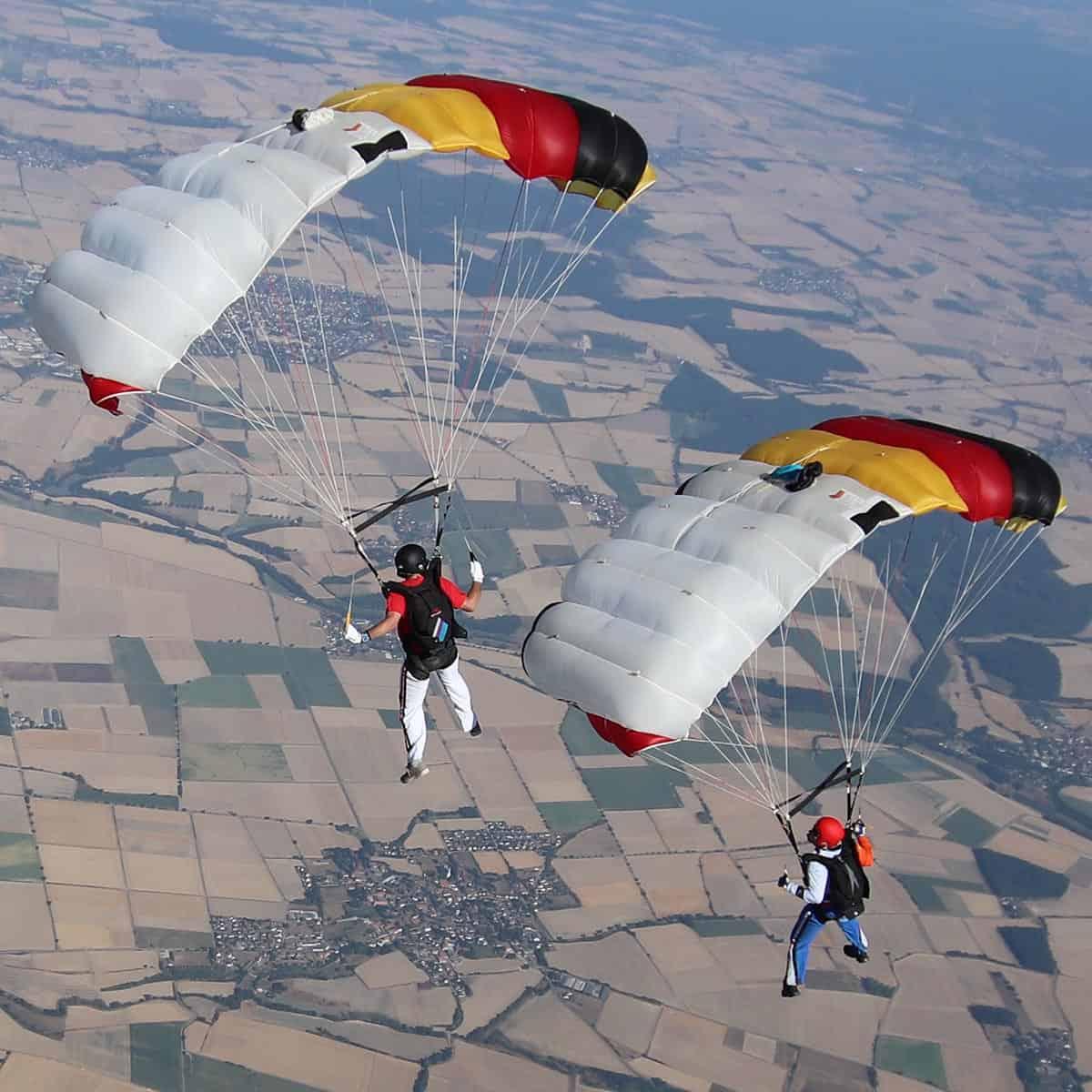 Airstep 2er Team Tom Brand und Tobi Koch