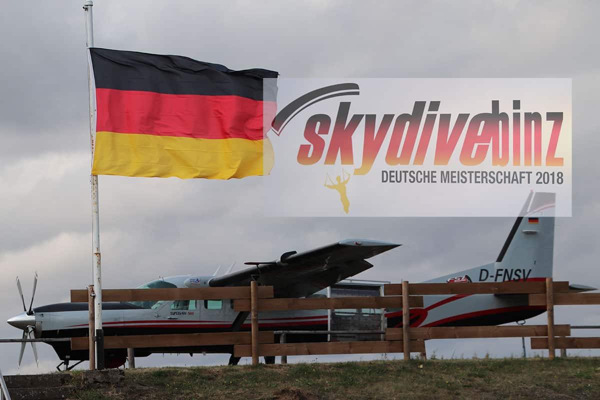 Titel Deutsche Meisterschaft 2018