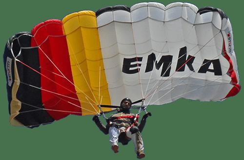 EMKA Fallschirm