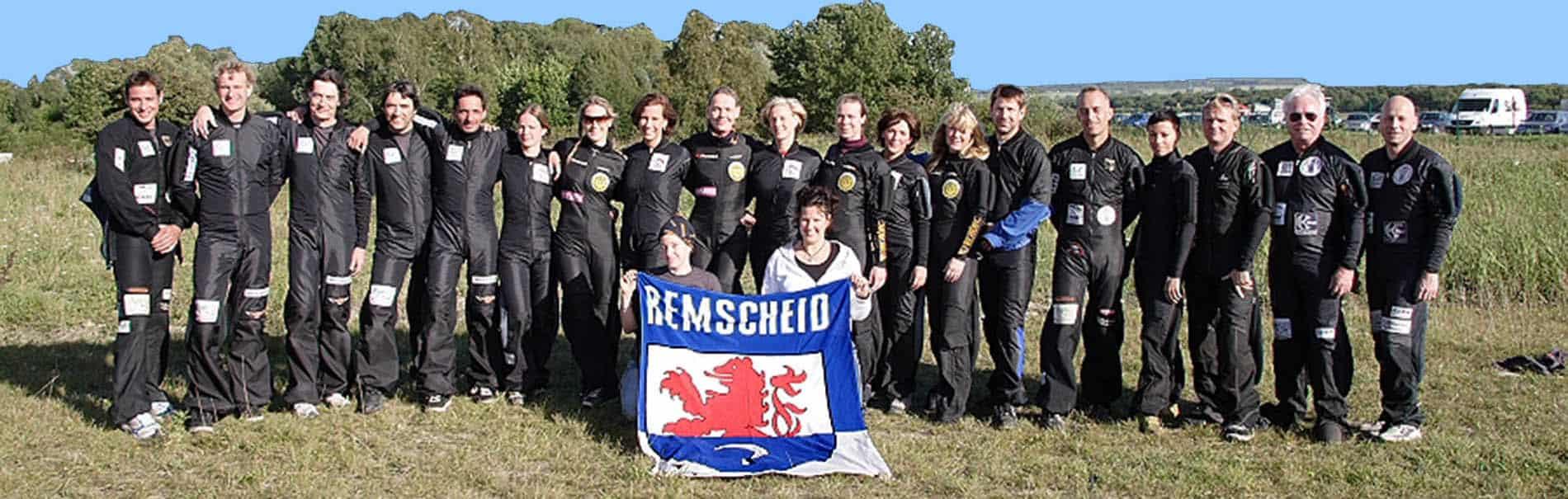 Team des FSC Remscheid