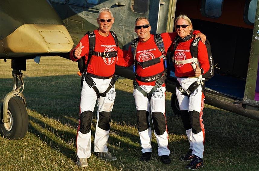 Team Airstep FSC Remscheid: Tom Brand, Tobi Koch & Peter Wohlers (Photo & Video)