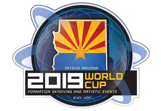 Logo World Cup 2019 in Arizona