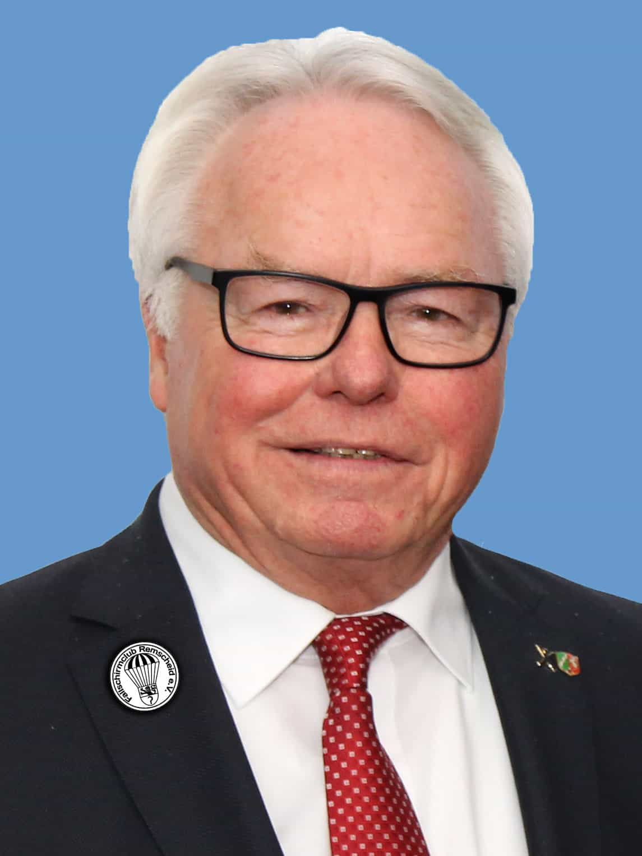 Präsident FSC Remscheid Klaus F.H.Mathies